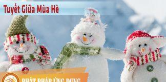 Tuyết Giữa Mùa Hè - Sách Nói (Audio Books)