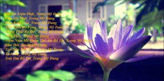 Những ca khúc Phật giáo hay nhất của Trang Mỹ Dung | Phật Pháp Ứng Dụng