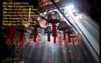 Những ca khúc Phật giáo hay nhất của Quỳnh Giang | Phật Pháp Ứng Dụng