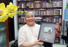 Kênh Phật Pháp Ứng Dụng Đạt Được Nút Play Bạc Youtube