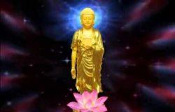 A Di Đà Phật nhất tự tâm chú