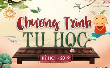 Chương trình Khóa Tu Một Ngày An Lạc tại TV Tường Vân năm Kỷ Hợi - 2019