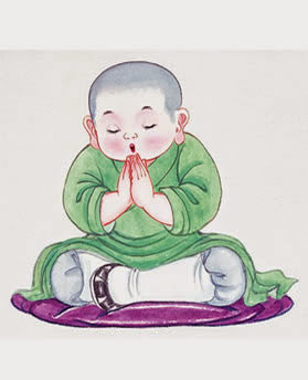 Tọa thiền niệm Phật