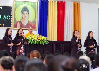 Ca khúc Phật Giáo Việt Nam (Đạo Ca) - Ban Thiền Ca Tu Viện Tường Vân