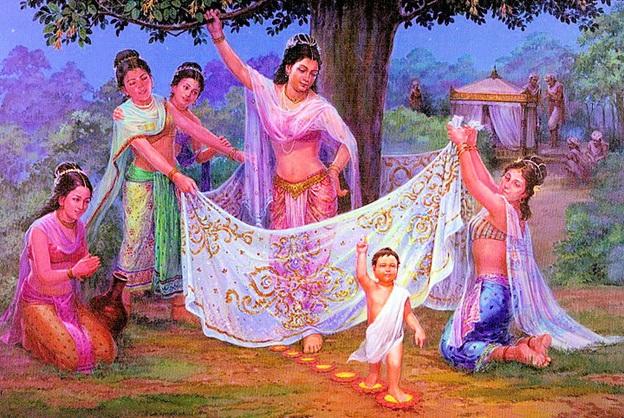 Hoàng hậu Mahāmāyā