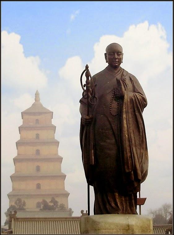 Lần theo dấu vết của Ngài Đường Huyền Trang trong lịch sử Trung Quốc