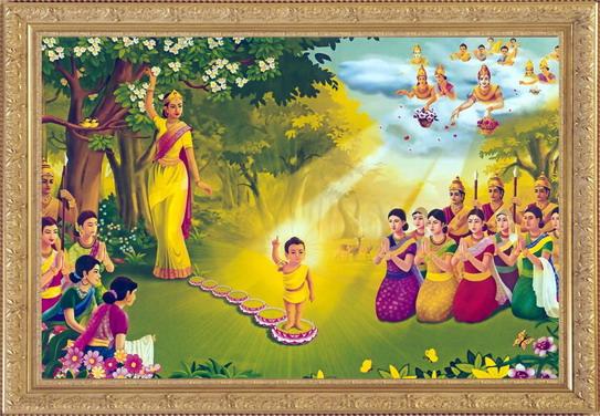 Lược sử đức Phật Thích Ca Mâu Ni