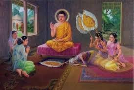 Puṇṇikā - Cô gái nô lệ đội nước