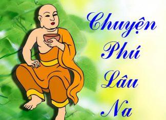 Tôn giả Phú Lâu Na - thuyết pháp đệ nhất