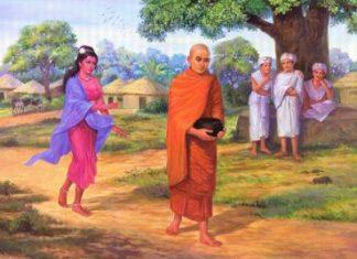 Tỳ-khưu-ni Uppalavaṇṇā (Cô gái hoa sen)