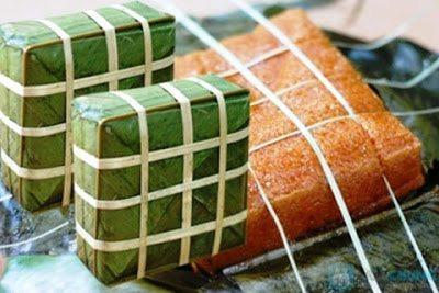 Bánh Chưng Chay