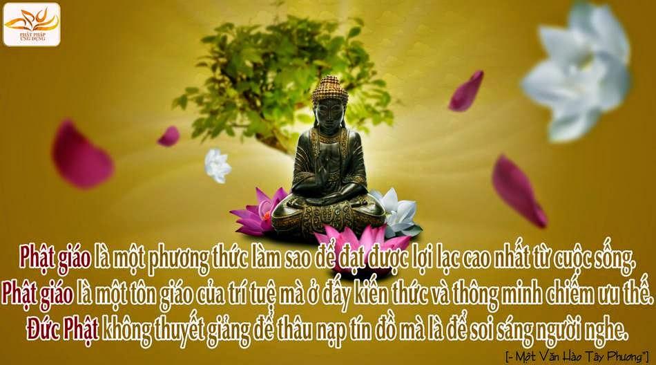 Các học giả nói về Phật Giáo