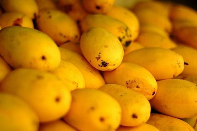 Cách nhận biết hoa quả ngâm chất kích thích