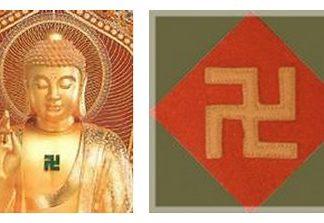 """Chữ """"Vạn"""" trong Phật giáo"""