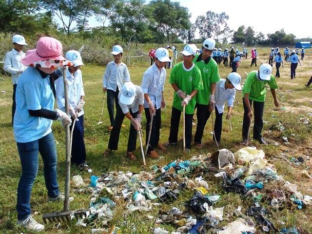 Đạo Phật đối với vấn đề bảo vệ môi trường