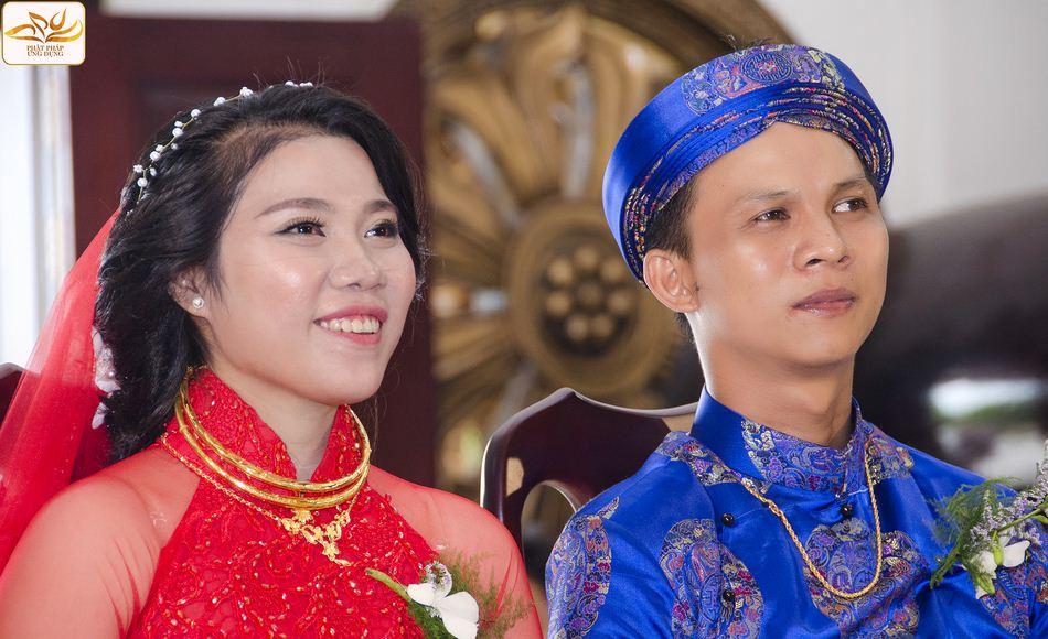 Đức Phật không đặt ra những luật lệ cho đời sống hôn nhân