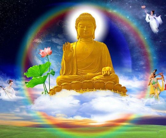 Hạnh phúc thay Đức Phật đản sinh