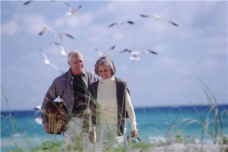Hạnh phúc tuổi già (Chương 4)