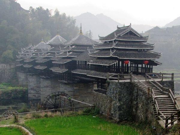 Kiến trúc tuyệt đẹp của những chiếc cầu Phong Vũ