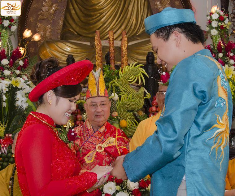 Lời Phật dạy chắp cánh cho tình yêu hôn nhân
