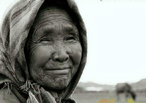 Nước mắt Mẹ già