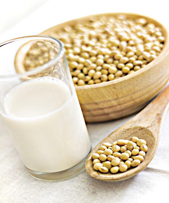 Sai lầm khi uống sữa đậu nành