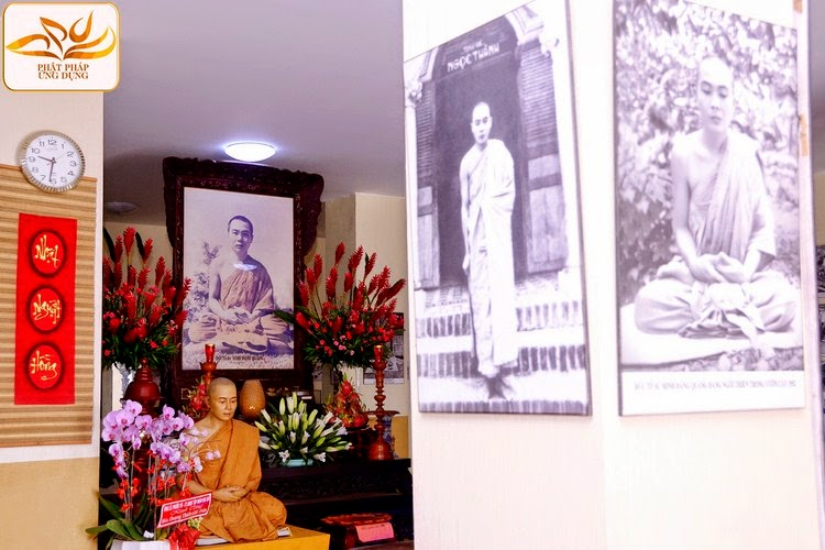 Sơ lược tiểu sử Tổ Minh Đăng Quang