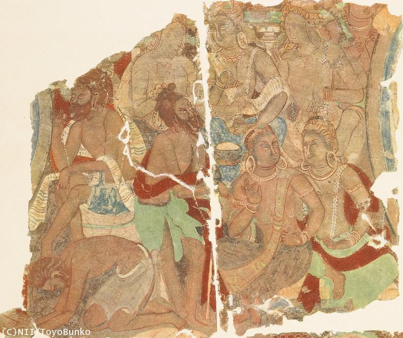 Thiên Phật Động Kizil trên Con Đường Tơ Lụa