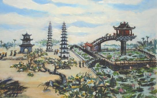 Vai trò của Phật giáo đối với việc thành lập, phát triển kinh đô Thăng Long và nước Đại Việt thời Lý