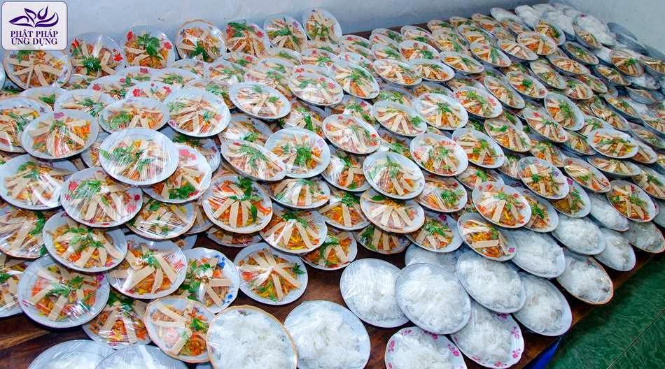 Ý nghĩa của việc ăn chay trong Phật giáo