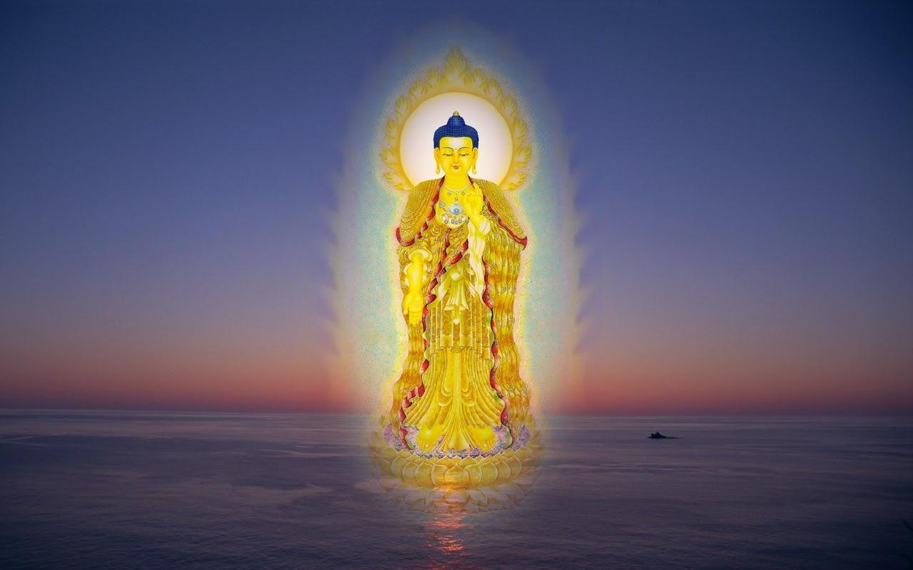Ý nghĩa thâm thúy của bốn chữ A Di Đà Phật
