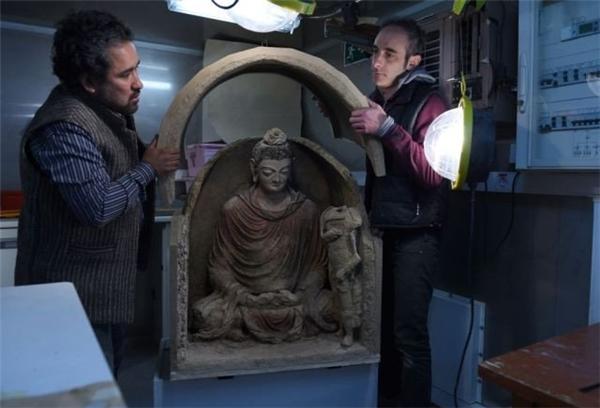 Afghanistan: Những bức tượng hàng nghìn năm