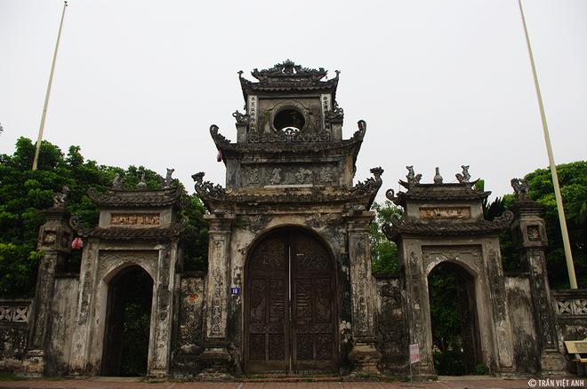 Bình yên tiếng chuông chùa Phố Hiến