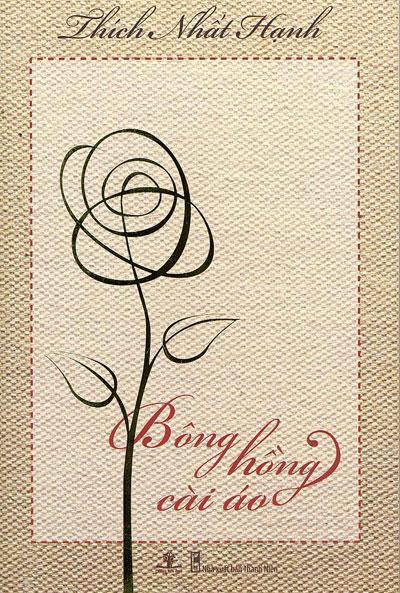 Bông hồng cài áo