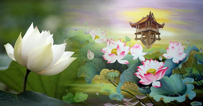Bước Đầu Học Phật - 18. Hoa Sen Trong Bùn