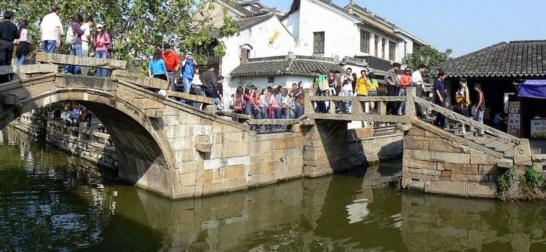 Châu Trang - Venice của Phương Đông