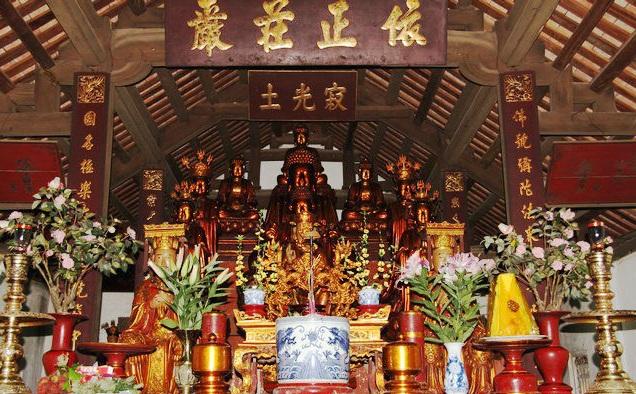 Chùa Bổ Đà - Chốn tổ Thiền phái Lâm Tế