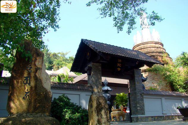 Chùa Phật Đà - Trang nghiêm và thanh nhã trong cụm thắng tích 'Bình San điệp thúy'