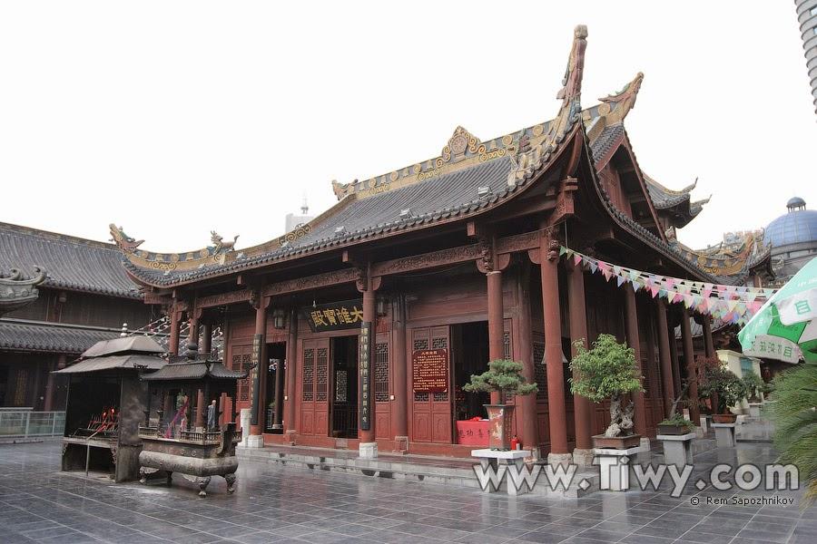 Chùa Quang Minh - Nơi tiếp biến giữa Phật giáo và văn hóa Trung Hoa