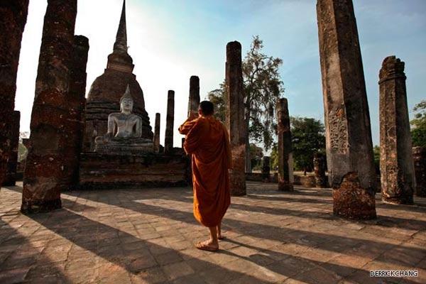 Cố đô Sukhothai:
