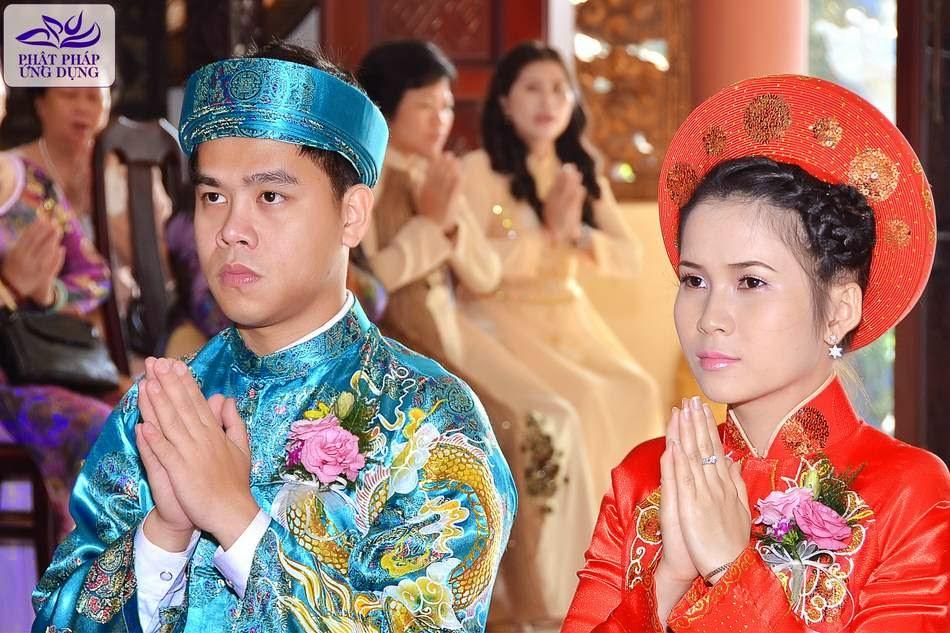 Đạo vợ chồng theo lời Phật dạy