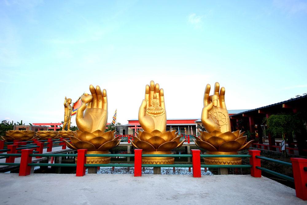 Độc đáo chùa Phật Học 2