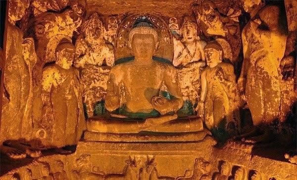 Động nghìn Phật Deccan (Ấn Độ)