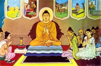 Đức Phật dạy một đường, ta làm một nẻo