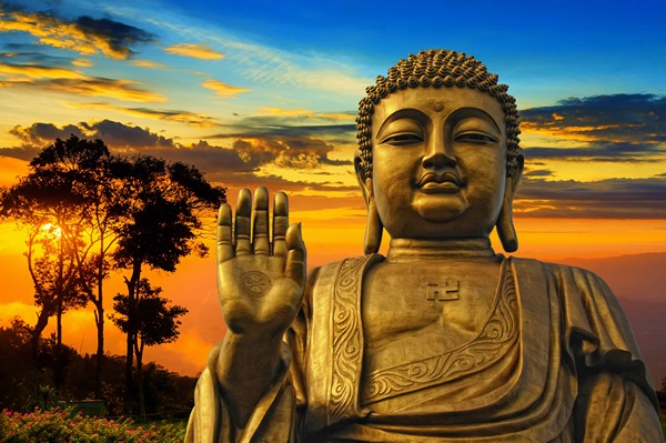 Đức Phật Không Phải Thần Linh Thượng Đế