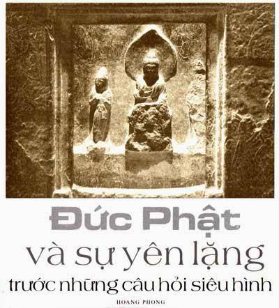 Đức Phật và sự yên lặng trước những câu hỏi siêu hình