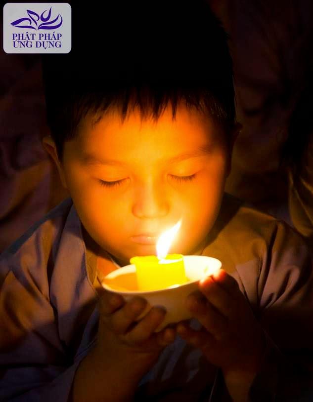 Giáo dục thiếu nhi theo quan diểm Phật Giáo