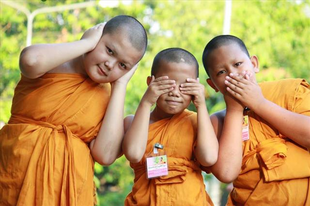 Giáo Trình Phật Học - 17. Tam Tạng Kinh Điển Của Phật Giáo