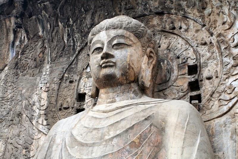 Hang đá Long Môn, kiệt tác nghệ thuật điêu khắc Phật giáo