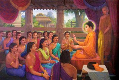 Hành trì theo lời Phật dạy